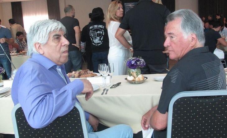 Moyano y Barrionuevo denunciaron persecución del Gobierno