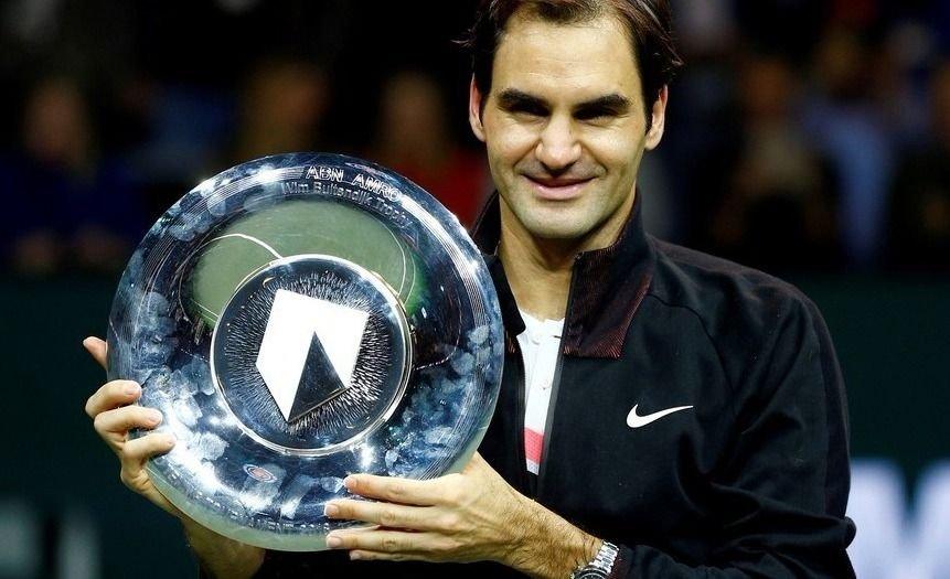 Federer se coronó en Rotterdam