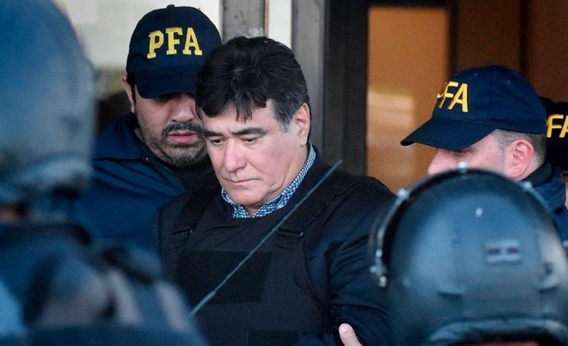 """Carlos Zannini dijo desde la cárcel que """"sufre una gran injusticia"""""""