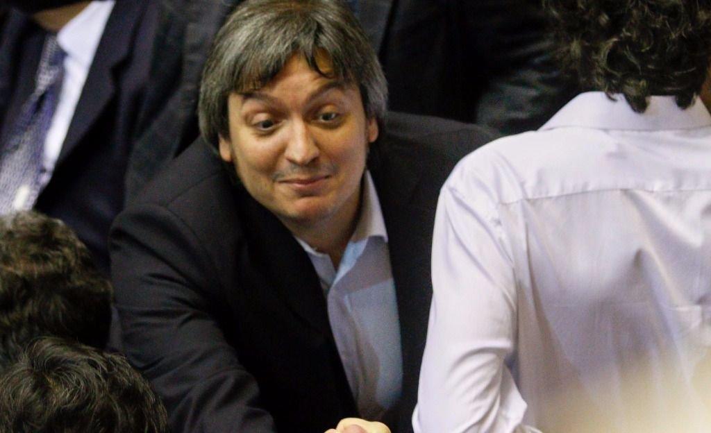 Máximo Kirchner fue a Comodoro Py a notificarse del procesamiento en su contra