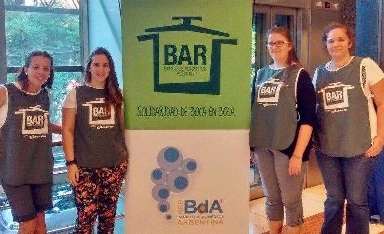 El Banco de Alimentos Rosario finalista mundial por innovación