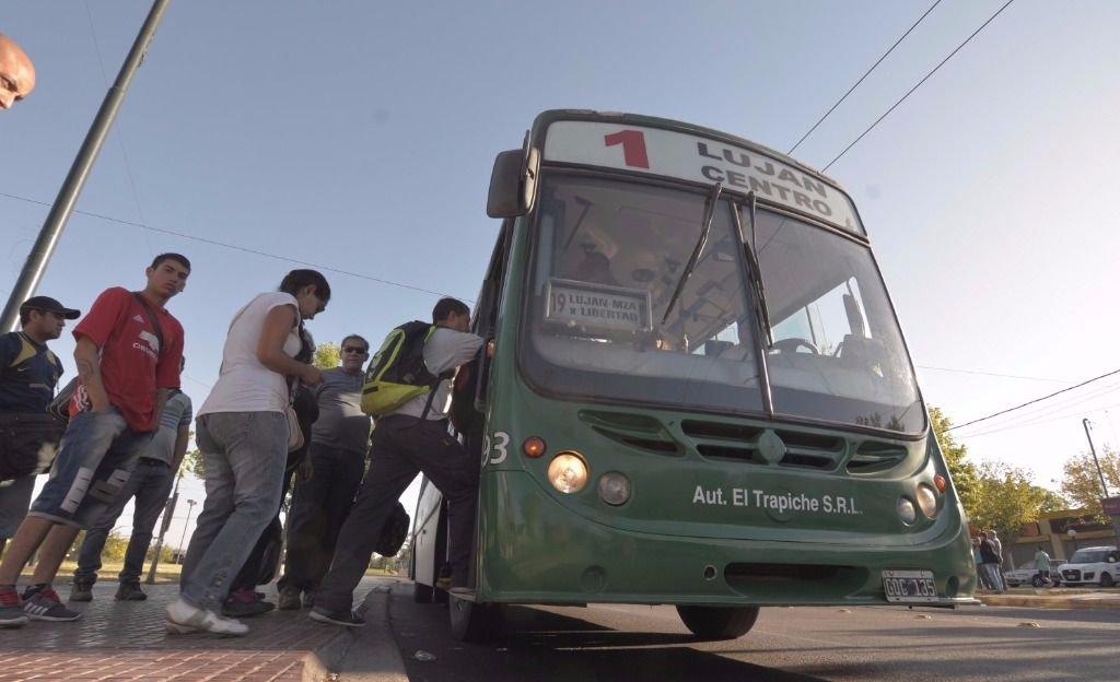 Habrá desvíos en el transporte público en el Gran Mendoza