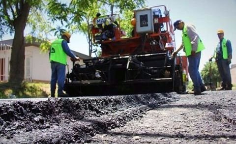 Luján de Cuyo completó la pavimentación de 300 cuadras