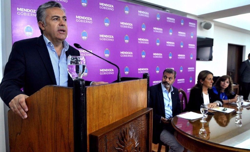 """""""Mendoza tiene la tasa de mortalidad infantil más baja de su historia"""""""