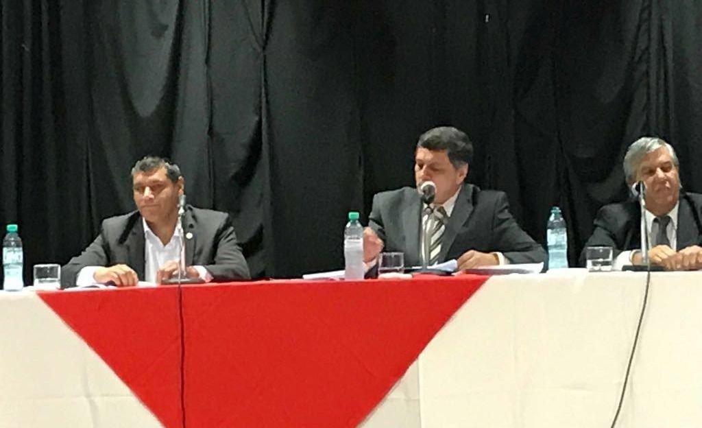 Orozco dio inicio de sesiones ordinarias en Las Heras