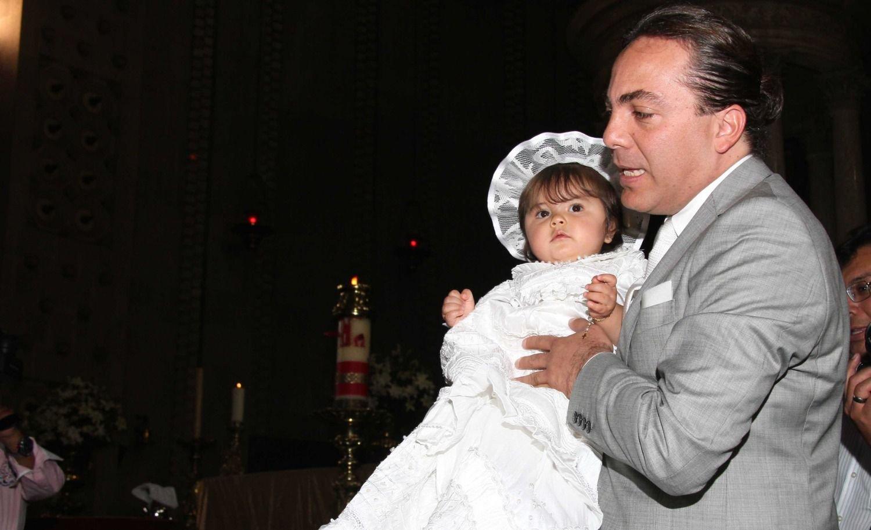 "La hijita de Cristian Castro bailó ""Dura"" y estalló la polémica"