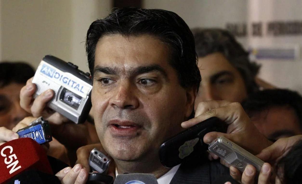 """Capitanich criticó a un senador peronista y se complica el proyecto de """"unidad"""""""