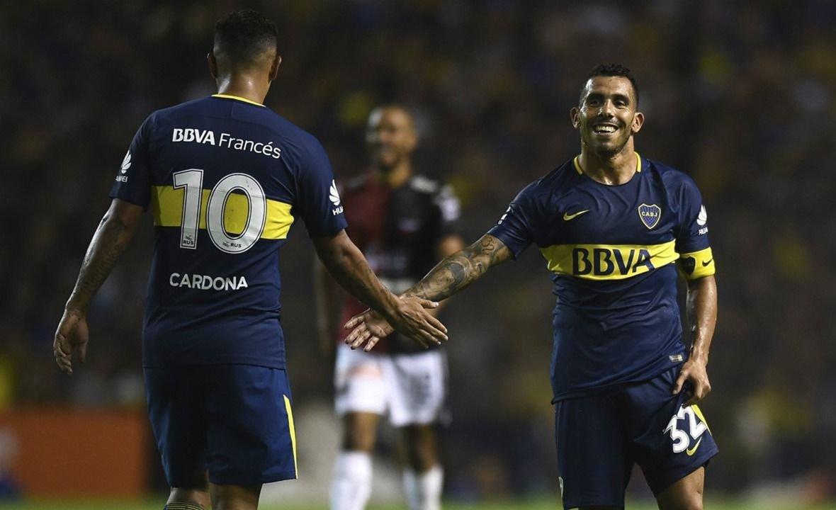 Se complica el torneo para Boca: se lesionaron dos estrellas