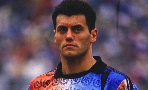 """Sergio Goycochea en Estudio 91.7: """"Tenemos buenos jugadores"""""""