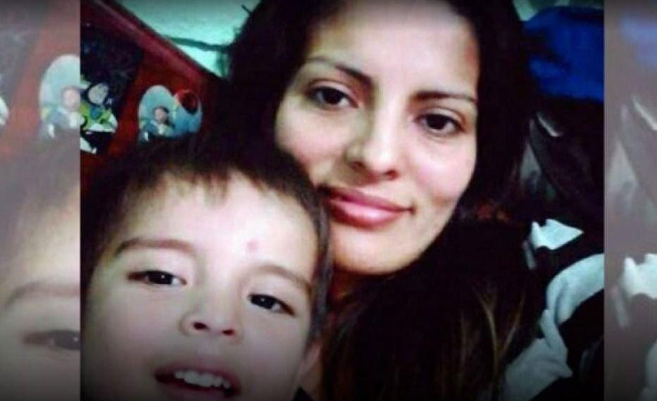 Madre asesina: este mensaje le llegó a la mujer el día que velaban a Alexis