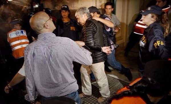 """Báez quiere la prisión domiciliaria y a cambio daría datos """"jugosos"""""""