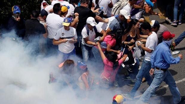 Ya son 4 los muertos por las protestas en Venezuela