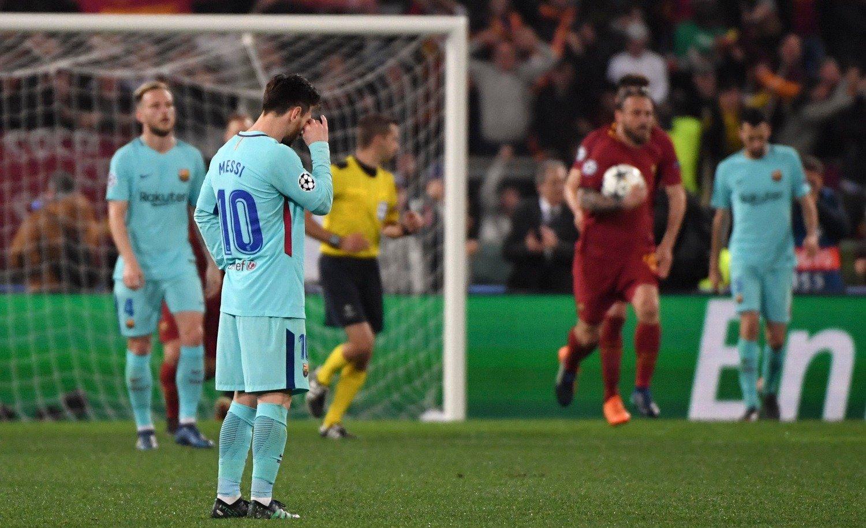 Alarmas en Barcelona: Messi discutió con Valverde tras eliminación de Champions League
