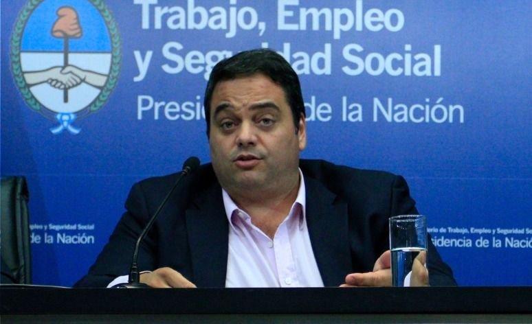 AUDIO | El ministro Jorge Triaca pidió disculpas