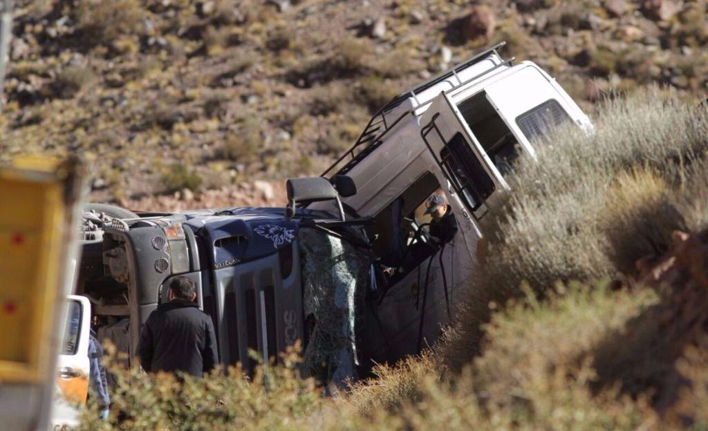 Imputación y millonaria fianza para el chofer de la tragedia de Polvaredas