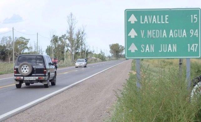 Llamaron a licitación para construir la doble vía Mendoza-San Juan