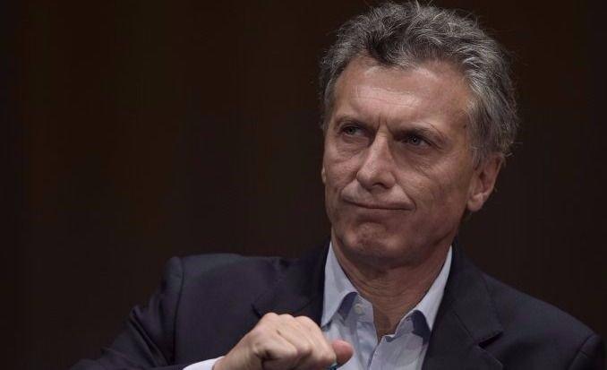 """Macri: """"tenemos que ir a un sistema donde tengamos elecciones cada cuatro años"""""""