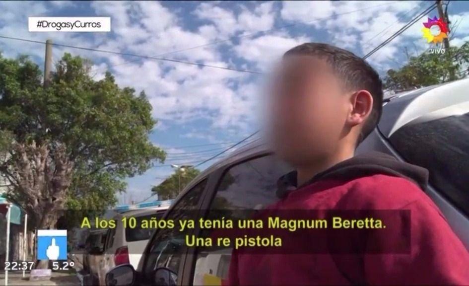 'El Polaquito', el chico de 12 años que ya sería un asesino