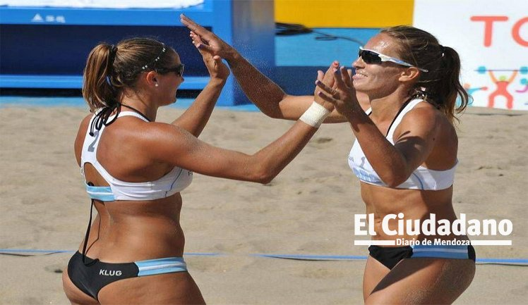 Río 2016: Debut y derrota para Gallay y Klug en beach volley