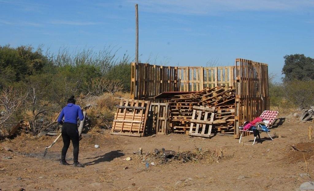 Denuncian usurpación de terrenos en importante zona turística
