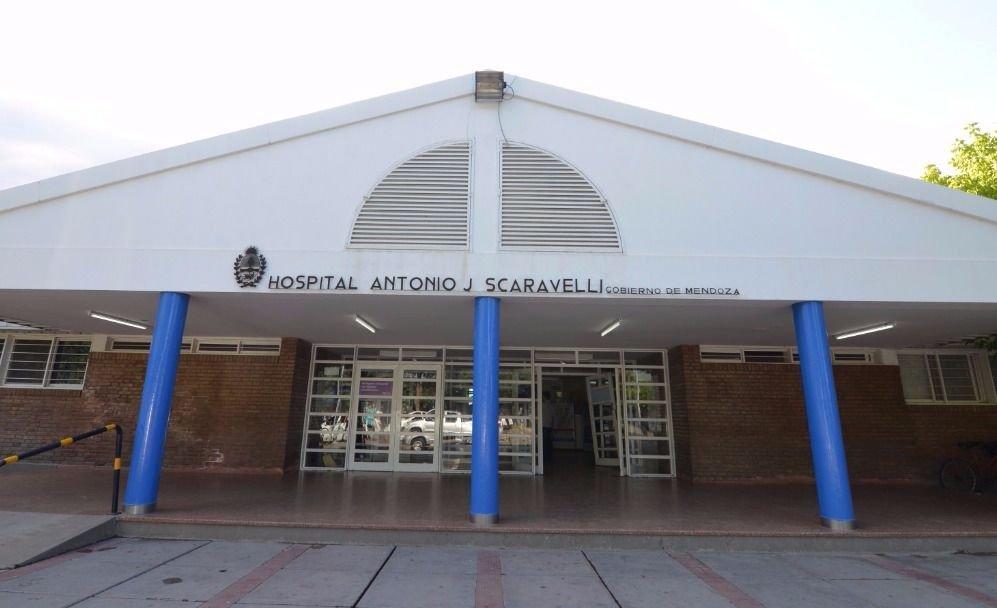 Un bebé llegó al Scaravelli, de Tunuyán, intoxicado con cocaína