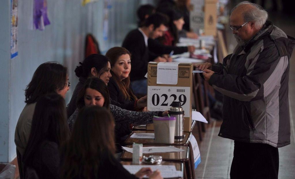 Elecciones PASO: comenzó el operativo nacional