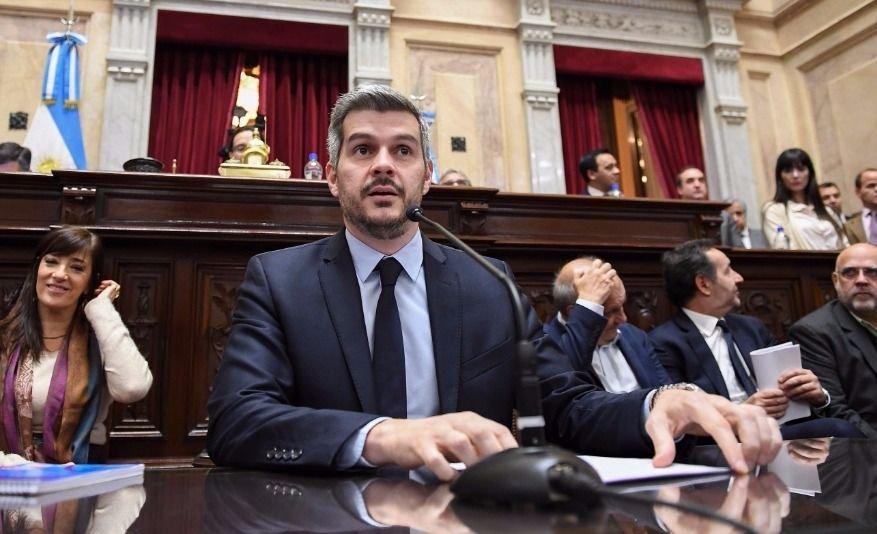 """Peña sostuvo que """"no puede pasar de 2018"""" la reforma del sistema electoral"""