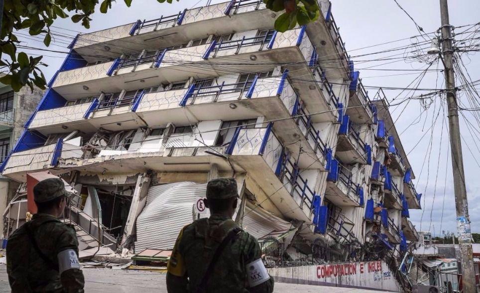 Terremoto en México: hay 96 muertos hasta el momento