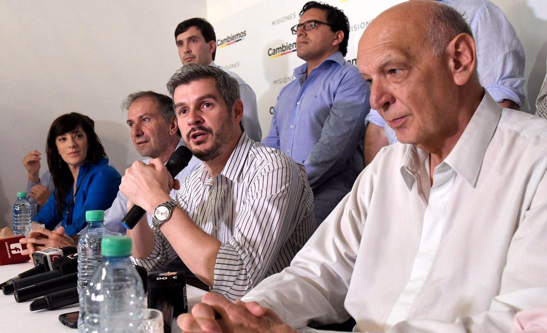 """Marcos Peña: Cambiemos es """"un cambio cultural"""" y """"vino para quedarse"""""""