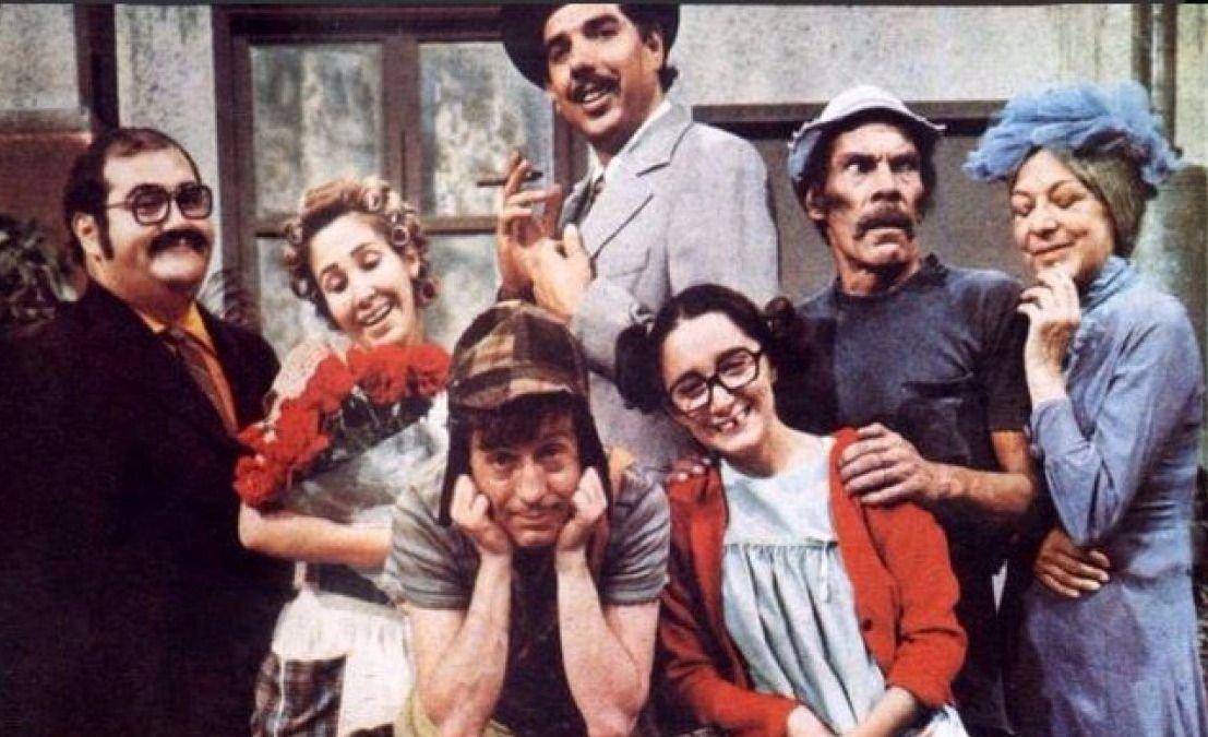 """Ni los junas: ¡así eran de niños los personajes de """"El Chavo del 8""""!"""