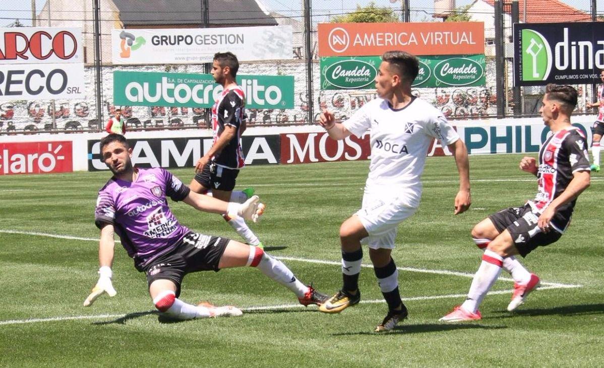 Independiente lo dio vuelta y hundió a Chacarita en San Martín