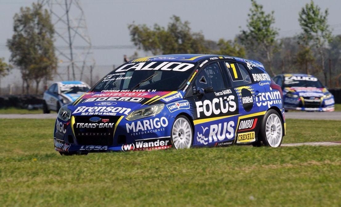 Moriatis ganó en La Plata y Santero fue tercero