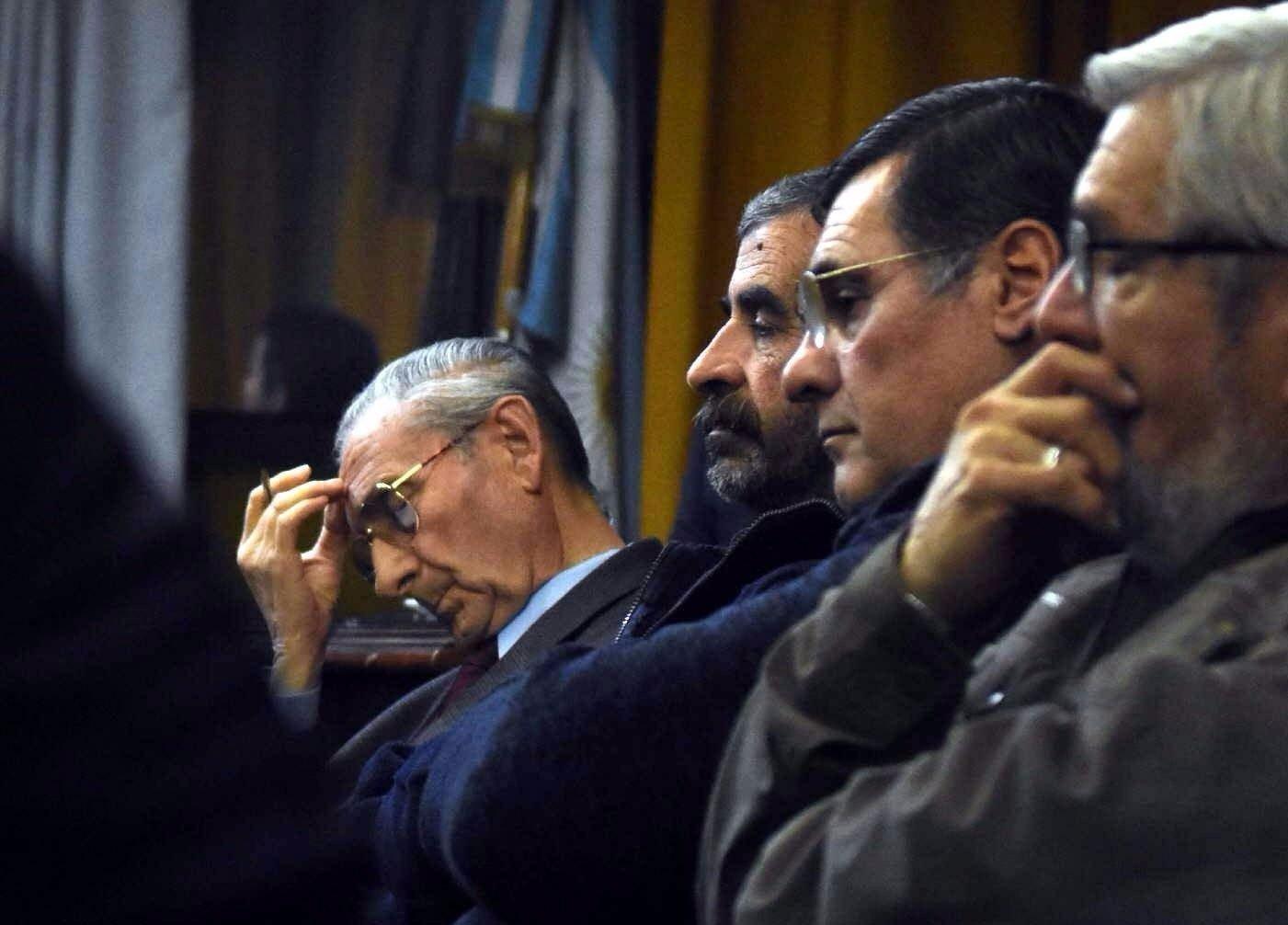 Les llegó la hora a dos ex jueces condenados por delitos de lesa humanidad