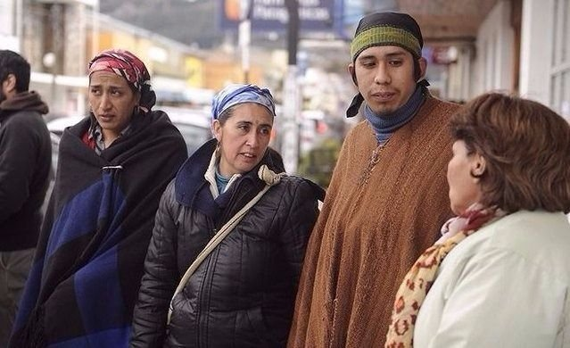 """Integrante mapuche: """"Al cuerpo lo plantaron"""""""