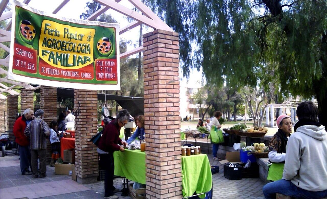 Las ferias en Mendoza, un alternativa de consumo
