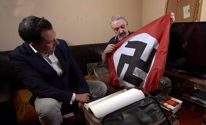 Sorprendentes declaraciones de un prominente neonazi