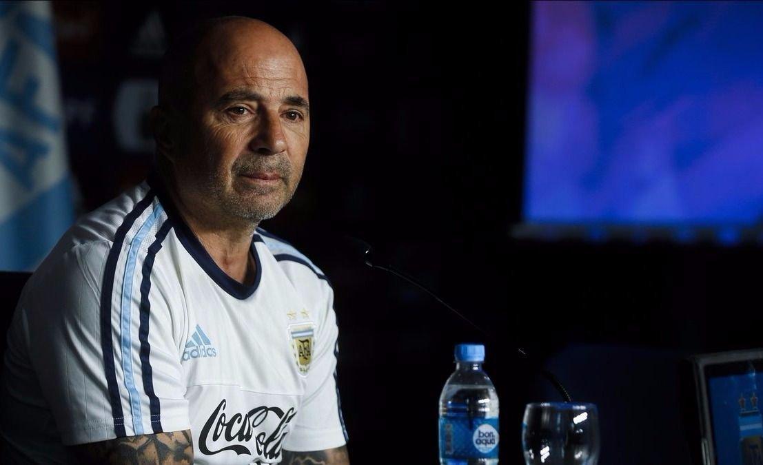 Sampaoli confirmó la lista: vuelve Agüero, Higuaín afuera