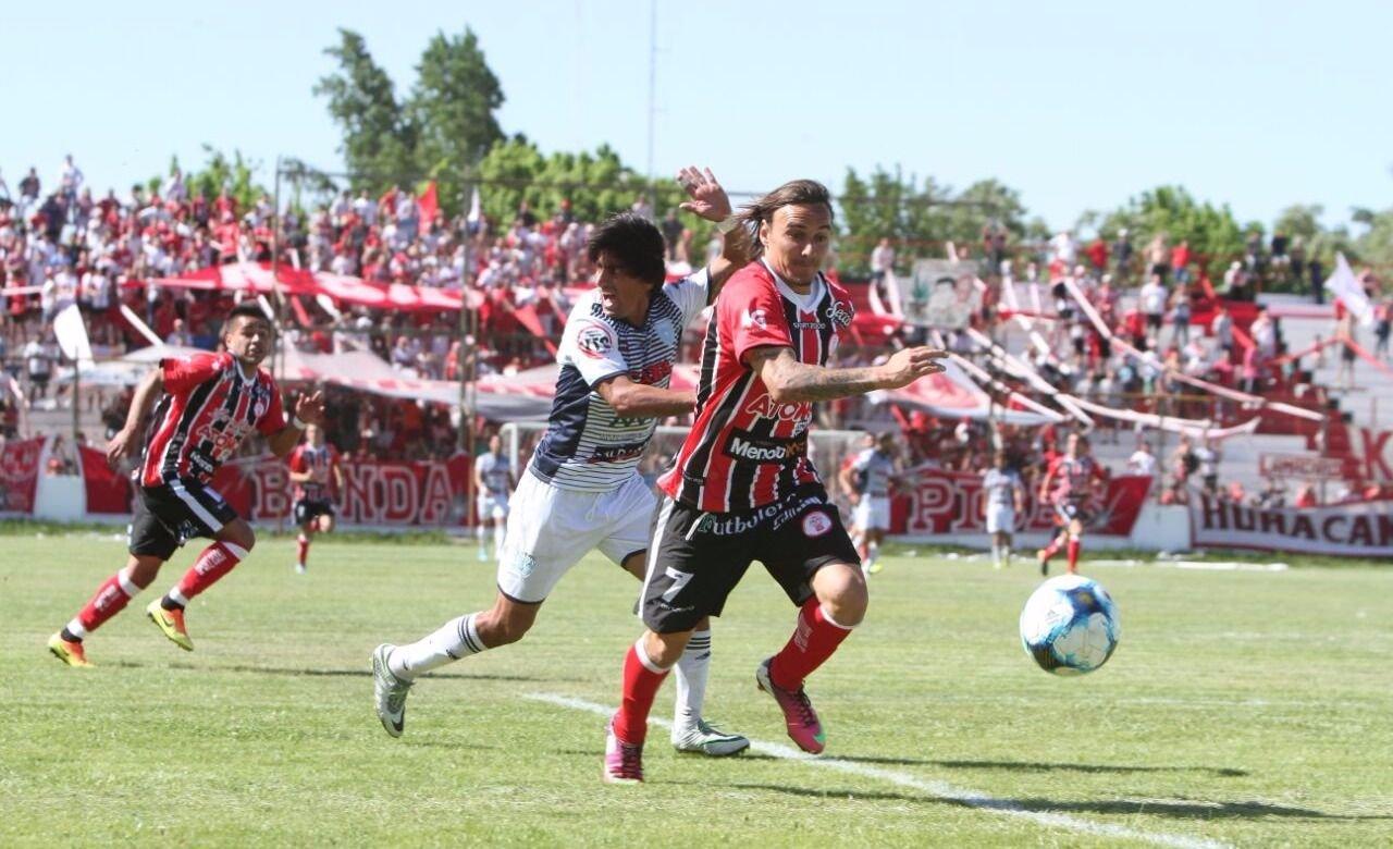 Huracán y Gutiérrez empataron en Las Heras