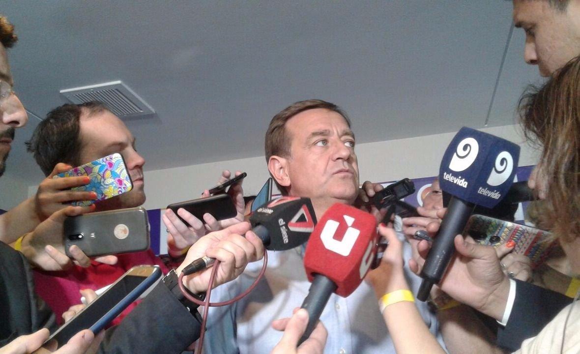 """Rodolfo Suárez: """"Hicimos una gran elección en toda la provincia"""""""