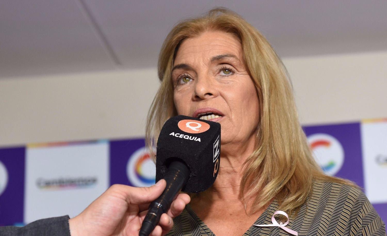 """Montero: """"Estoy contenta porque parece que los resultados son muy buenos"""""""