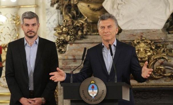 """Macri: """"Los combustibles suben en línea con los valores internacionales"""""""