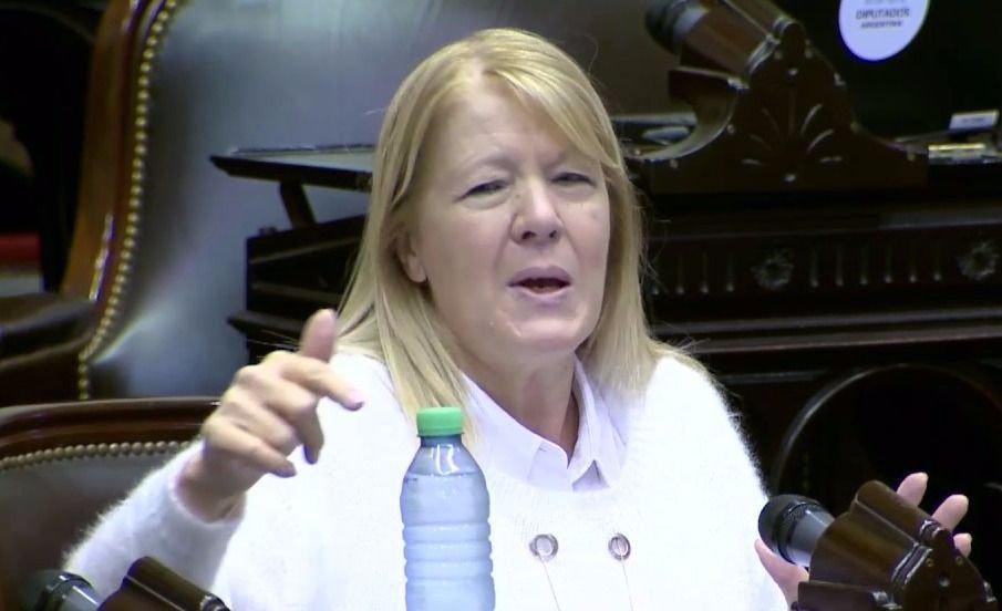 Stolbizer pedirá en la Justicia el desafuero de Cristina Kirchner