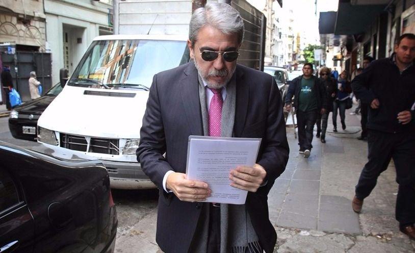 Aníbal Fernández escribió una dura carta contra Cristina Kirchner