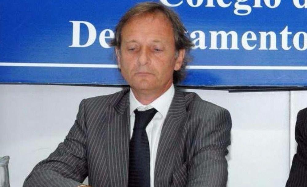 Se filtraron las fotos del cuerpo de Jorge Delhon luego de arrojarse contra el tren