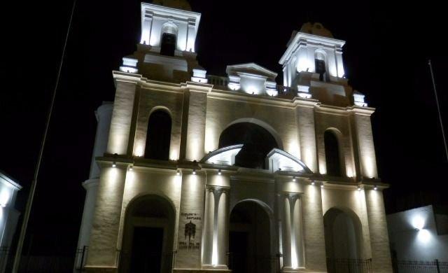 La basílica de Luján de Cuyo celebra sus 160 años