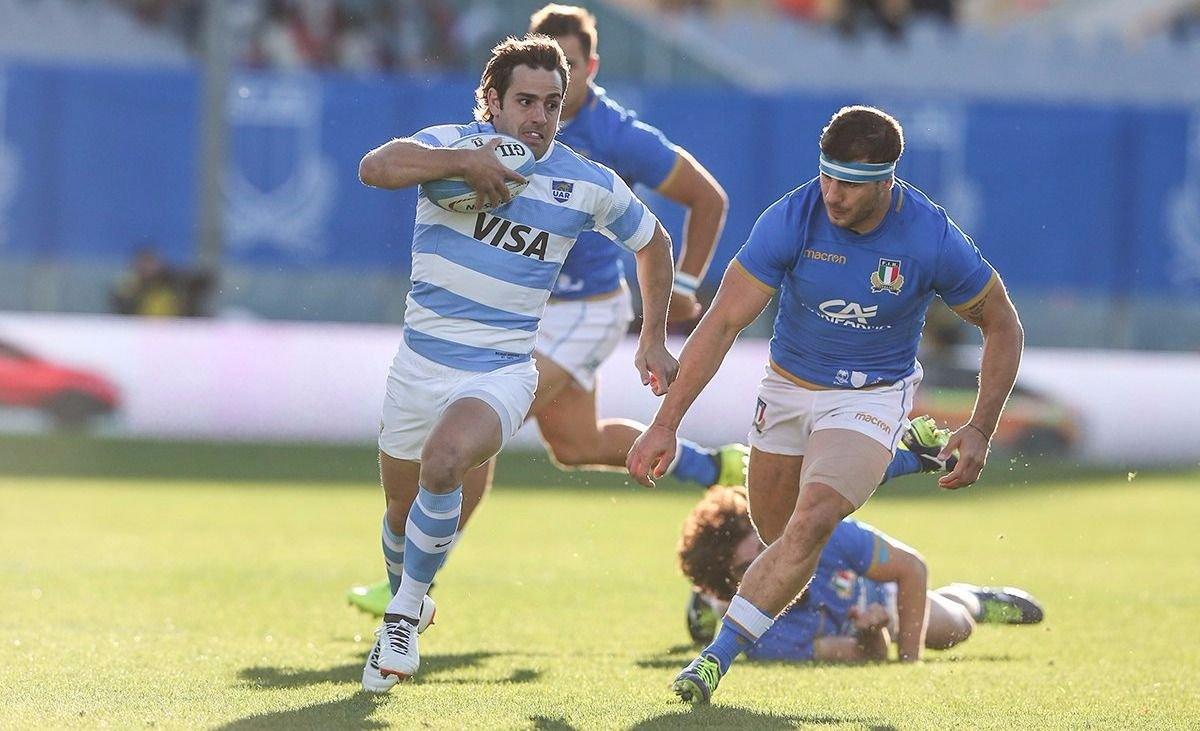 Los Pumas superaron a Italia en Florencia y volvieron a sonreir