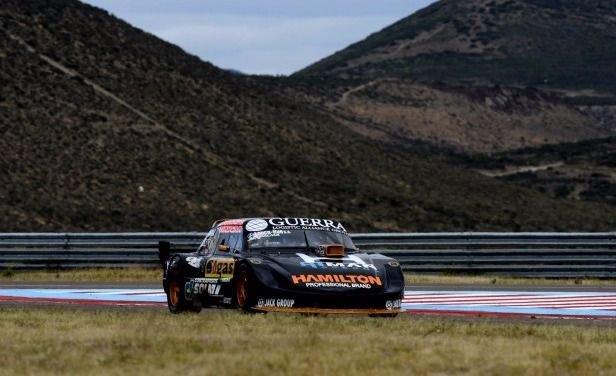 Di Palma se quedó con la pole en Comodoro Rivadavia