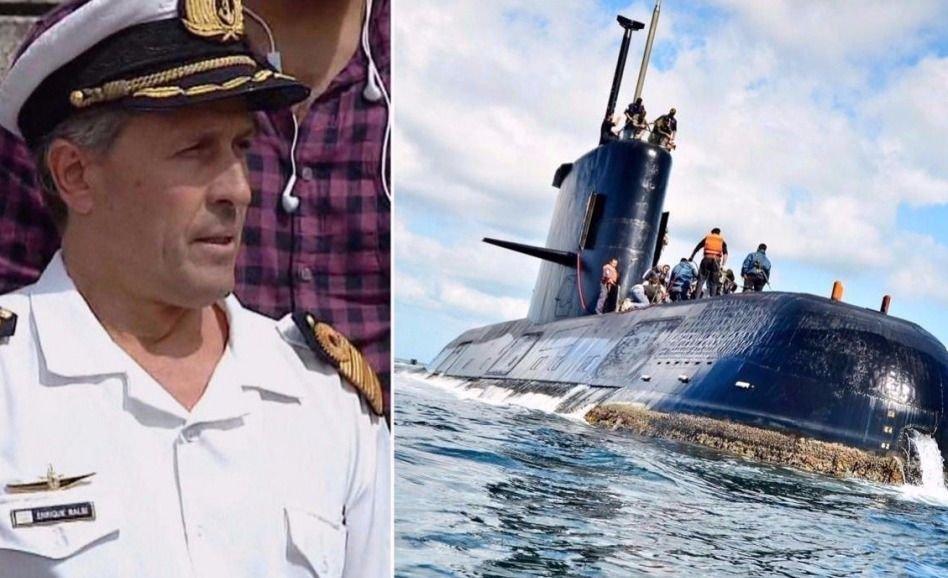 AHORA | Último parte oficial sobre el submarino ARA San Juan