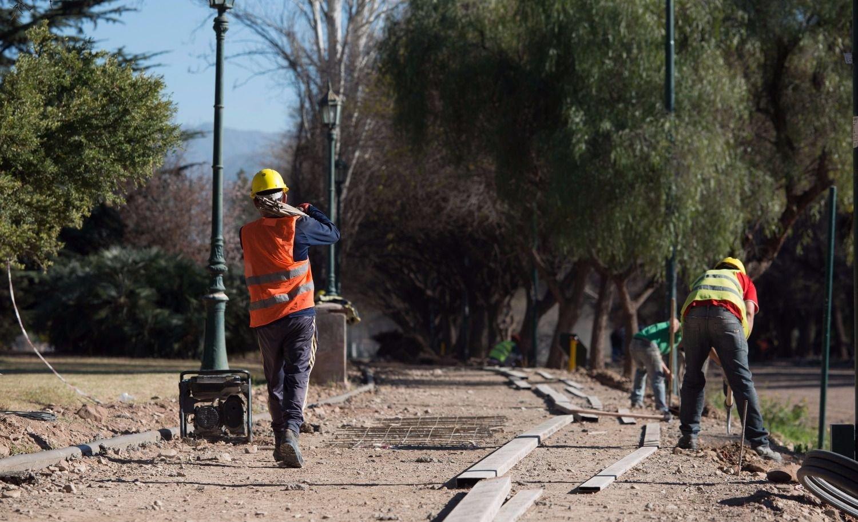 Al fin: el sábado se inauguran las obras del Parque San Martín