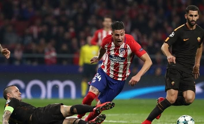 El Atlético del 'Cholo' recibe a la Roma